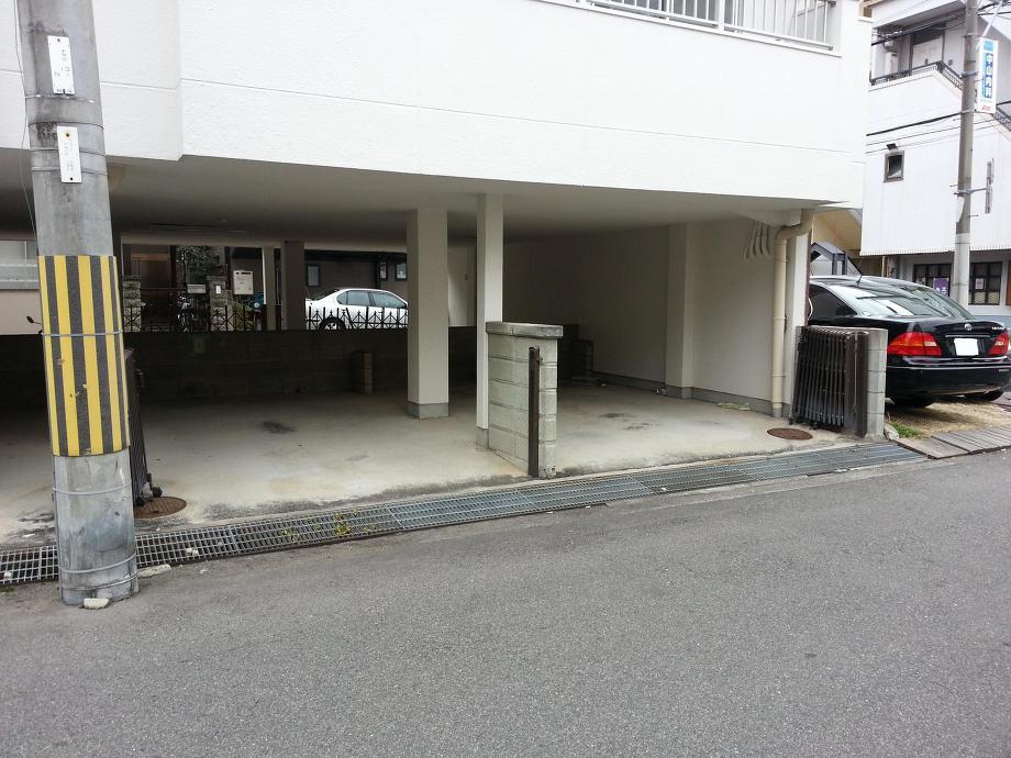 新規駐車場のお知らせ